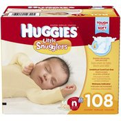 Huggies Supreme Little Snugglers Newborn Diapers