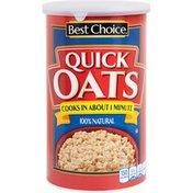 Best Choice Quick Oats