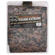 Fusion Extreme Camo Tarp, Woodland Digital