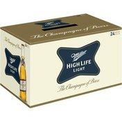 Miller High Life Beer, Lager Beer