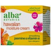 Alba Botanica Jasmine & Vitamin E Hawaiian Moisture Cream