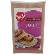 Big Y Dark Brown Sugar