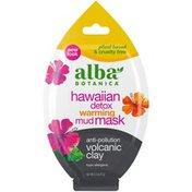 Alba Botanica Volcanic Clay Hawaiian Detox Warming Mud Mask