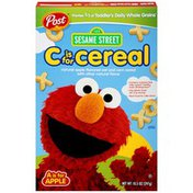 Post C is for Cereal A is for Apple Cereal