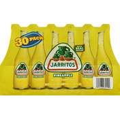 Jarritos Soda, Pineapple, 30 Pack