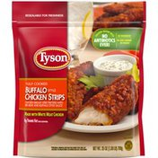 Tyson Fully Cooked Buffalo Style Chicken Strips, Frozen
