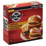 Steak N Shake Shooters, Original Steakburger, Mini