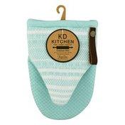 Kay Dee Designs Grabber Mitt, Turquoise