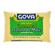 Goya Fine Yellow Corn Meal, Enriched