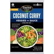 Taylor Farms Coconut Curry Vegetable Stir Fry Kit