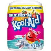 Kool-Aid Sharkleberry Fin Drink Mix