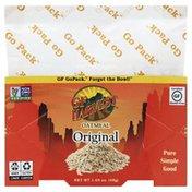Gf Harvest Oatmeal, Original