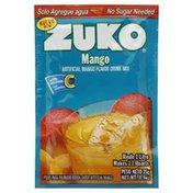 Zuko Drink Mix, Artificial Mango Flavor