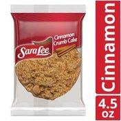 Sara Lee Cinnamon Crumb Cake