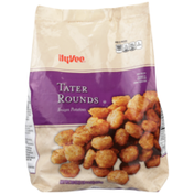 Hy-Vee Tater Rounds Frozen Potatoes