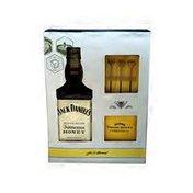 Jack Daniel's Tennessee Honey Whiskey & Tumbler Gift Pack