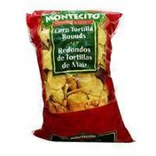 First Street Corn Tortilla Rounds