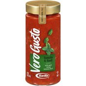 Barilla® Vero Gusto Pasta Sauce Tomato & Basil