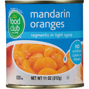 Food Club Mandarin Oranges