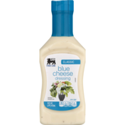 Food Lion Dressing, Blue Cheese, Classic, Bottle