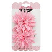 Gimme Clips Hair Clip, Pink Pom