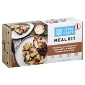 Local Crate Meal Kit, Mozzarella Chicken with Bruschetta & Roasted Parmesan Potatoes