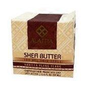 Alaffia Shea Butter, Vanilla Ylang Ylang