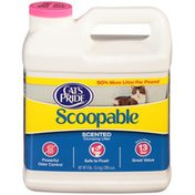 Cat's Pride Scoopable Scented Clumping Cat Litter