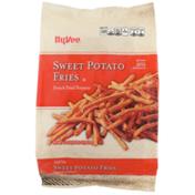 Hy-Vee Sweet Potato Fries French Fried Potatoes