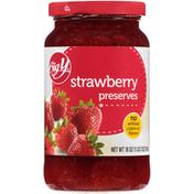 Big Y Strawberry Preserves