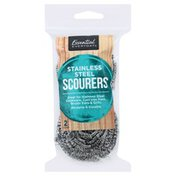 Essential Everyday Scourers, Stainless Steel