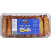 Crispy Cake Rusk, Biscotte Croustillante