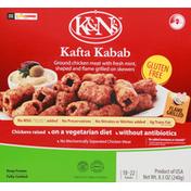 K&N's Kafta Kabab, Gluten Free, Chicken Meat