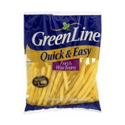 GreenLine Wax Beans