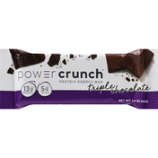 Power Crunch Protein Energy Bar, Triple Chocolate