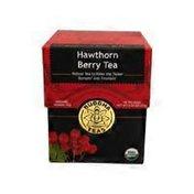 Buddha Teas Hawthorn Berry Organic Herbal Tea