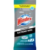 Windex Wipes, Electronic