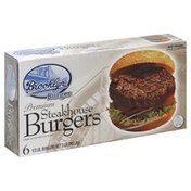Brooklyn Burger Burgers, Premium, Steakhouse