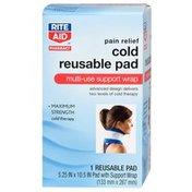 Rite Aid Reusable Pad, Multi-Use, Cold, 1 pad