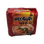 Nongshim Japanese Style Udon Noodle Soup