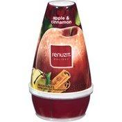 Renuzit Holiday Apple & Cinnamon Long Last Adjustable Air Freshener