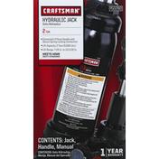 Craftsman Hydraulic Jack, 2 Ton