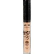 NYX Professional Makeup Contour Concealer, Can't Stop Won't Stop, Soft Beige CSWSC07.5