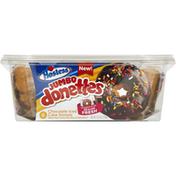 Hostess Cake Donuts, Chocolate Iced