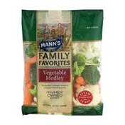 Mann Family Favorites Vegetable Medley