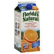 Florida's Natural Orange Juice, No Pulp, Calcium & Vitamin D