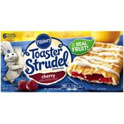 Pillsbury Toaster Strudel Cherry Toaster Pastries