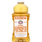 Kedem 100% Juice, White Grape