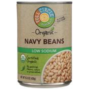 Full Circle Low Sodium Navy Beans