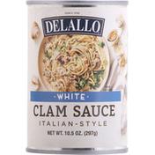 DeLallo Calm Sauce, White, Italian Style